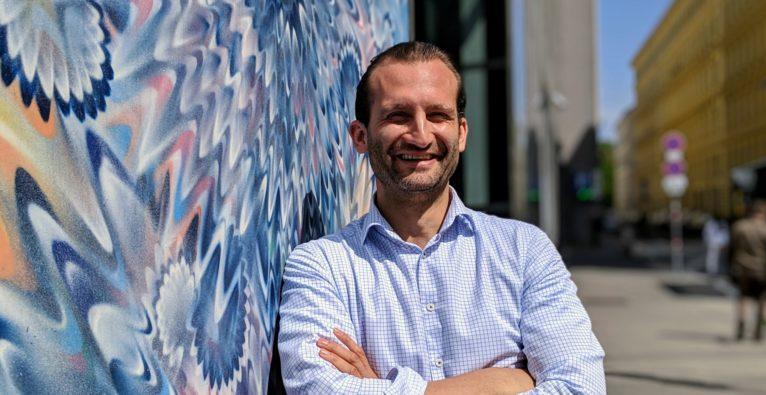 PlanRadar Co-Founder und CEO Sander van de Rijdt