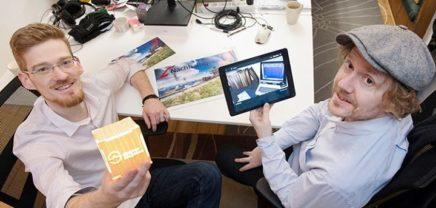 "FFG ""Ideen Lab"": Salzburger Startup Polycular erhält halbe Million Euro Förderung"