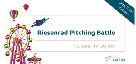Riesenrad Pitching Battle by primeCROWD