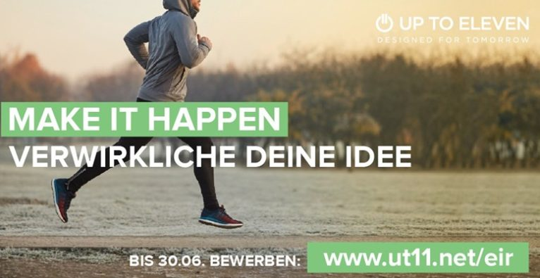 Make it happen! Entrepreneur in Residence bei Up to Eleven
