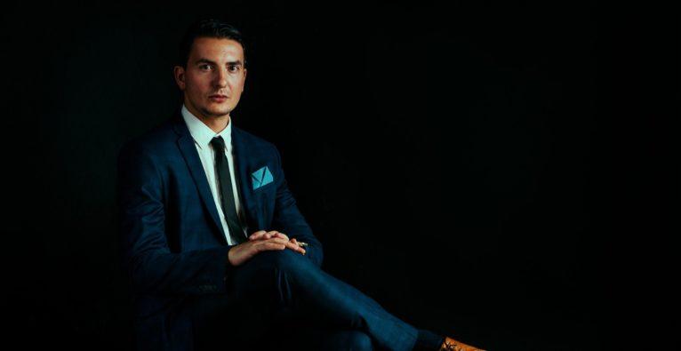 Serial Entrepreneur und involve.me-Co-Founder Vlad Gozman