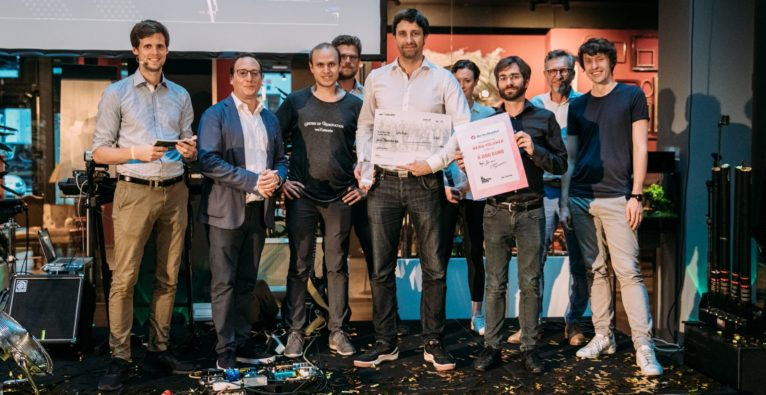4tiitoo und Zerolens gewinnen bei weXelerate Pitch Night des Batch 4