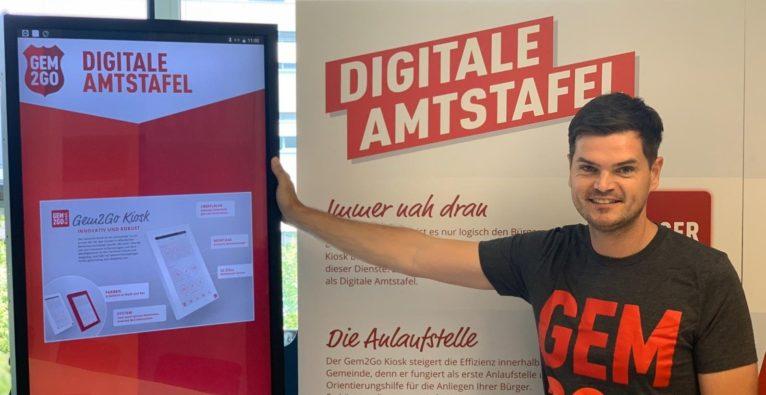 RIS GmbH: Geschäftsführer und Gem2Go-Erfinder Michael Kölbl