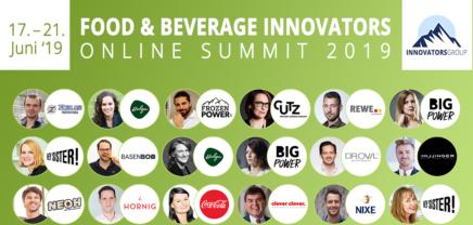 Food & Beverage Innovators Online Summit