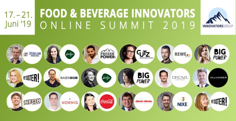 Food & Beverage Innovators O