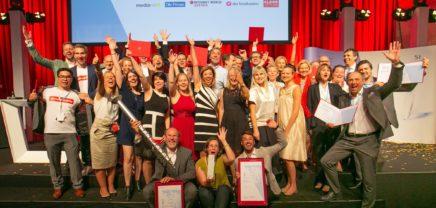 """Steirisches """"Schrauben-Startup"""" gewinnt Staatspreis Marketing 2019"""