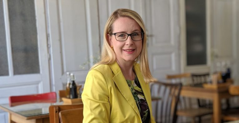 Margarete Schramböck - BRZ wird in BMDW eingegliedert