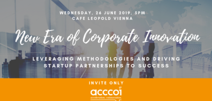 New Era of Corporate Innovation by acccoi