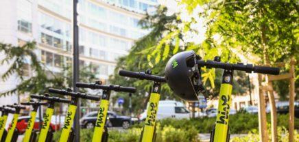 hive bietet E-Roller für Wiener Linien-Kunden und Studierende gratis an