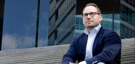 Benjamin Ruschin wird Vorstandsmitglied des VÖSI