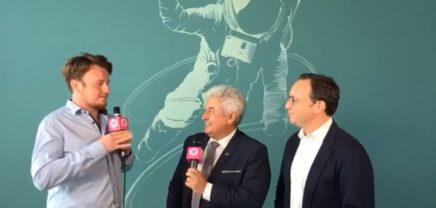Interview mit Brasiliens Wissenschaftsminister Marcos Cesar Pontes