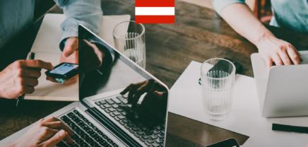 Social Media Ranking österreichischer Startups im Mai
