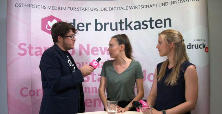 Carina Roth von WisR und Nina Greimel von primeCROWD im Interview