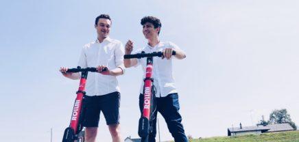 Rollmi: Vorarlberger Startup Holmi startet E-Scooter-Dienst in Wien