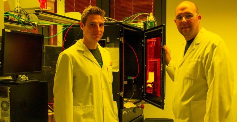 3D-Druck, Knochen, CD Labor, Stefan Baudis