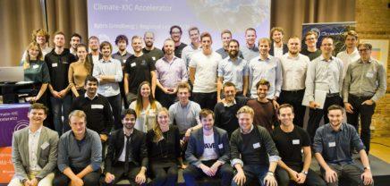 Climate-KIC Accelerator: Bewerbungen noch bis 22. Juli möglich