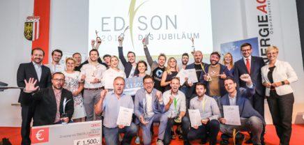 Das sind die Preisträger des EDISON 2019 aus Oberösterreich