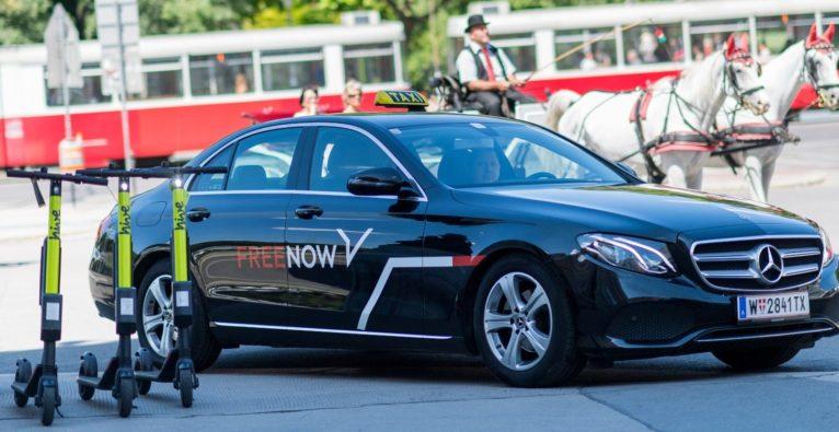 """Mytaxi ist Geschichte: Daimler und BMW setzen auf neue App """"Free Now"""""""