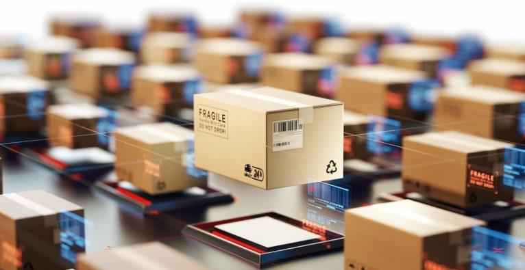 Blockchain in der Logistik