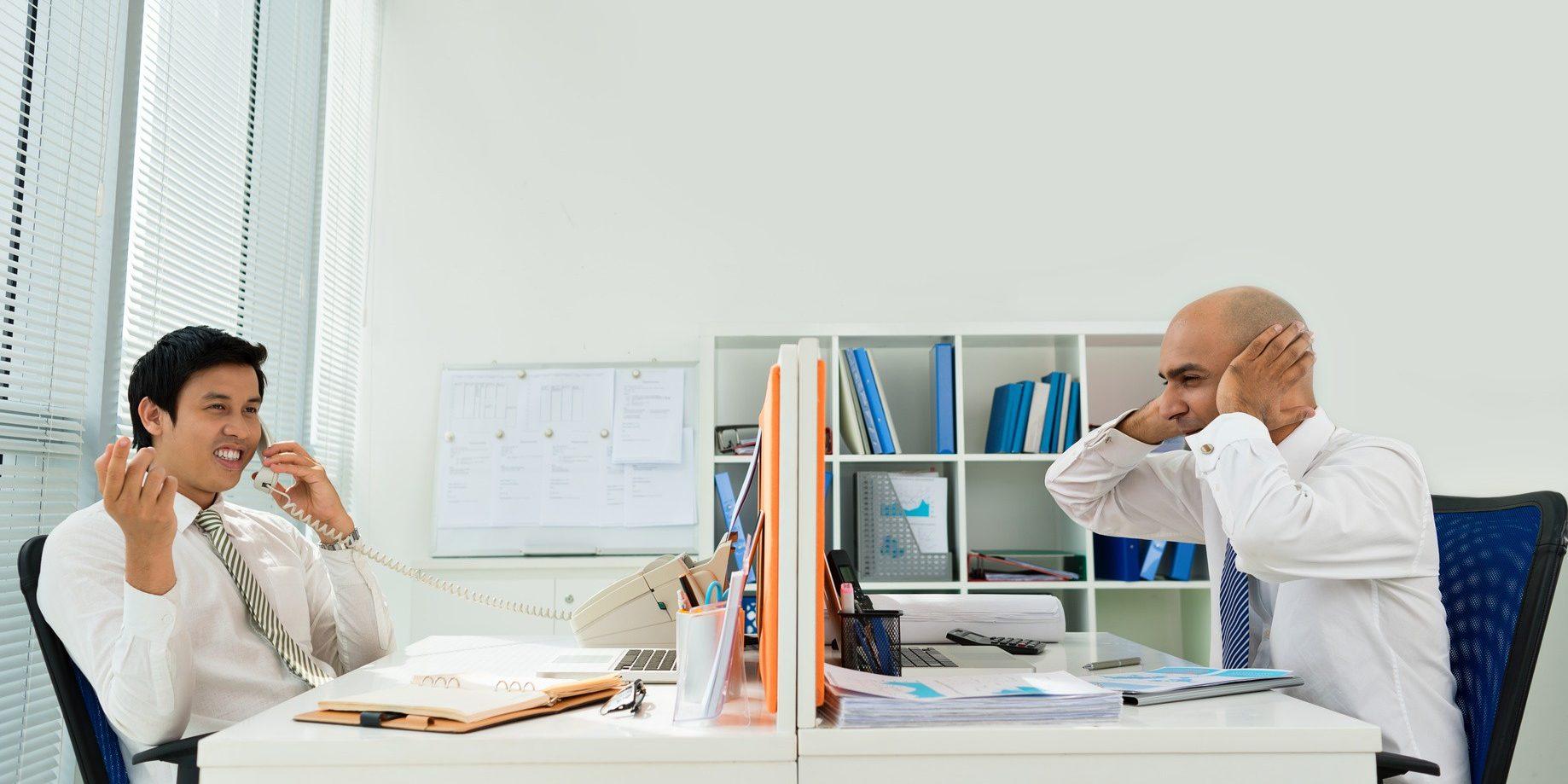 Studie zu Lärm durch Kollegen im Büro: Babyboomer vs. Generation Z