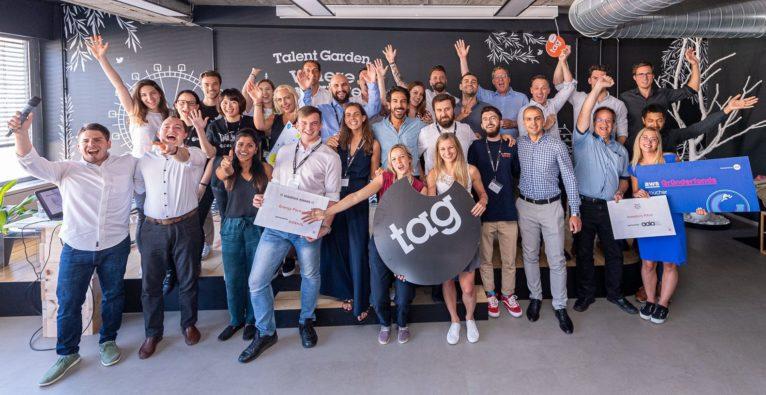 Digital Entrepreneurship Summer Program: Elf Startups pitchten im Talent Garden
