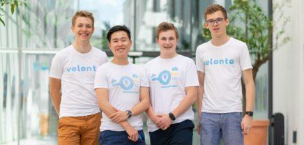 Velonto: Linzer Maturanten entwickeln Fahrrad-Uber für Einkäufe