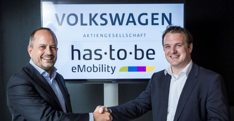 VW-Tochter Elli beteiligt sich an Salzburger Startup has to be