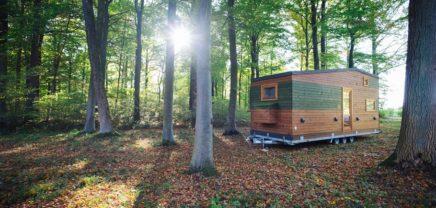 Wiener Startup GreenUp startet Buchungsplattform für Tiny-House-Urlaube