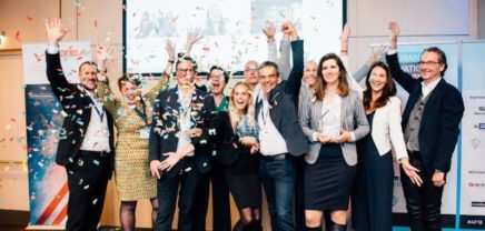 ICEBERG innovation leadership award 2019: Anmeldungen offen