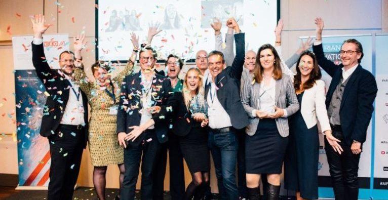 ICEBERG innovation leadership award