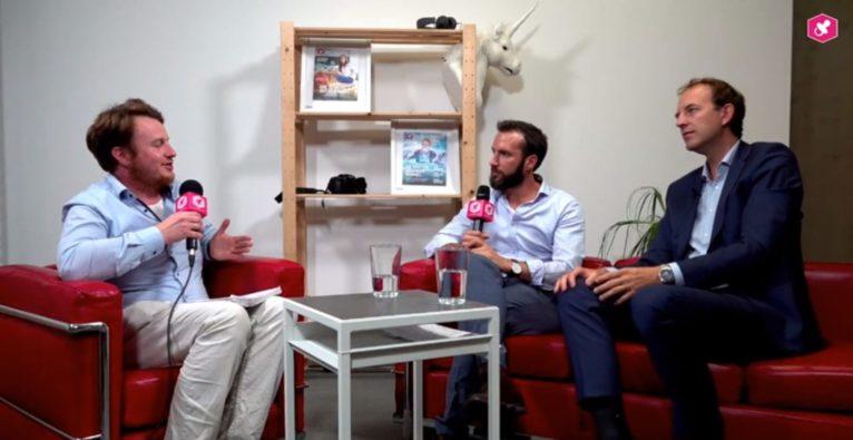 Stefan Kermer und Christian Panzer von Wien Energie