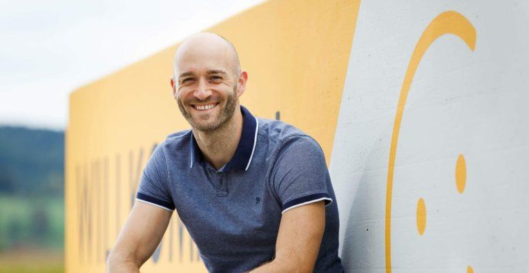 niceshops: Co-Geschäftsführer Christoph Schreiner