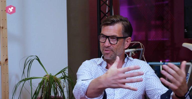 presono CEO Lukas Keller