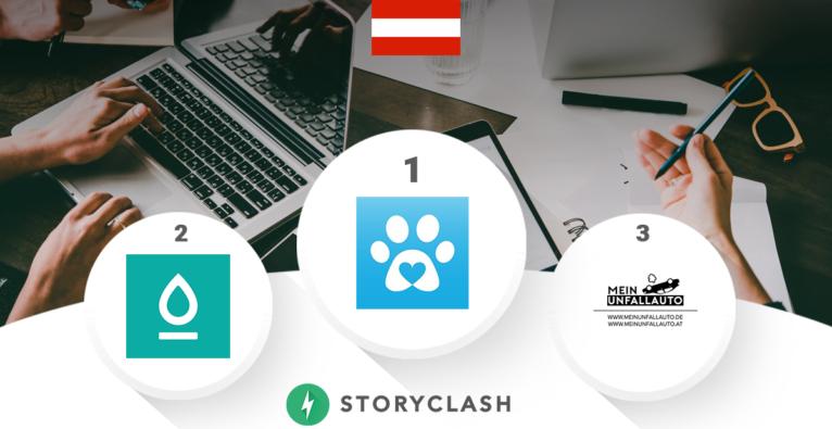 Gemeinsam mit dem Linzer Startup Storyclash präsentieren wir das Social Media Ranking österreichischer Startups für Juni.