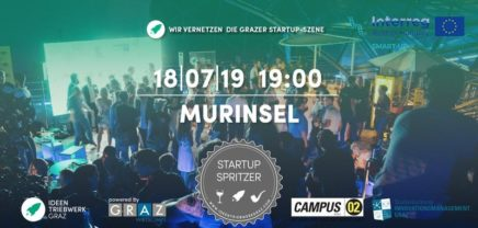 Startup Spritzer #56: Murinsel Special – powered by FH Campus 02