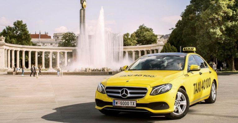 Taxi 40100: Der Wiener Taxi-Service, der sich als erbittertster Uber-Gegner positioniert hat, kooperiert nun mit dem Schweizer Startup Annanow