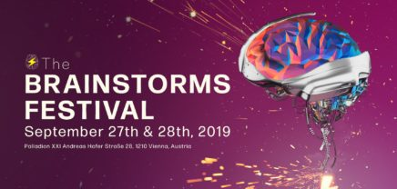 The BRAINSTORMS FESTIVAL 2019