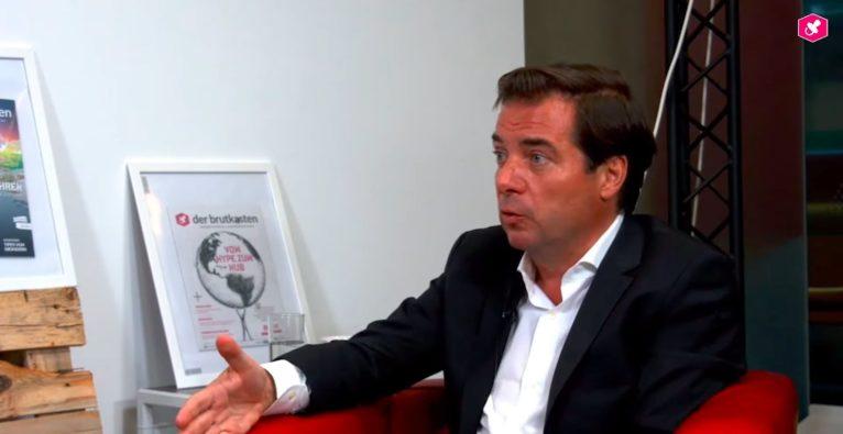 Dejan Jovicevic und Rainer Nowak im Gespräch über Uber