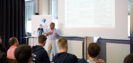 I.E.C.T. Summer School: Hermann Hauser bringt Tech-Startups aus 16 Nationen nach Tirol