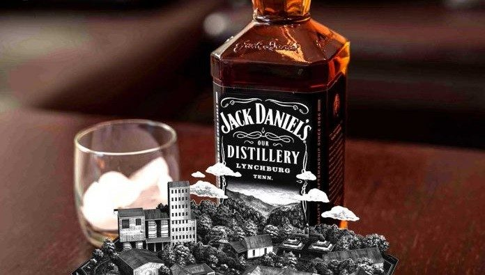 Wikitude Jack Daniels