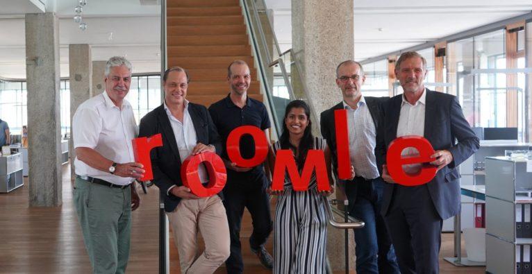 Ex-Finanzminister Hans Jörg Schelling und Johannes Artmayr kaufen aws Gründerfonds Anteile am Linzer Startup Roomle ab