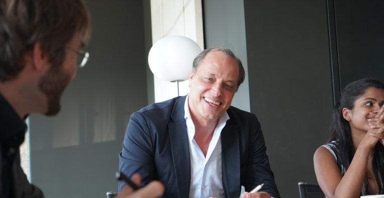 Ralf Kunzmann, Geschäftsführer AWS Gründerfonds © Sergio Mechelk