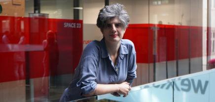 """Shermin Voshmgir: """"Jeder kann mit wenig Aufwand einen eigenen Token erstellen."""""""