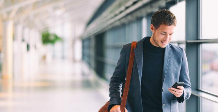 Reiseversicherung via Handy