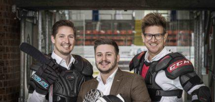"""Frux: """"Google für Unternehmen"""" kooperiert mit Eishockey-Verein"""