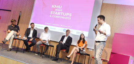 """KMU meet Startups & Corporates""-Roadshow startete in Klagenfurt"