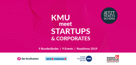 KMU meet Startups & Corporates in Linz | Oberösterreich