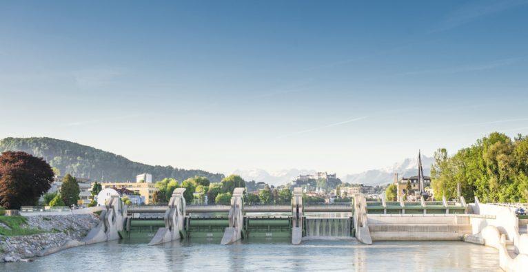 Ocean Maps, Salzburg AG, Energie, Kraftwerk