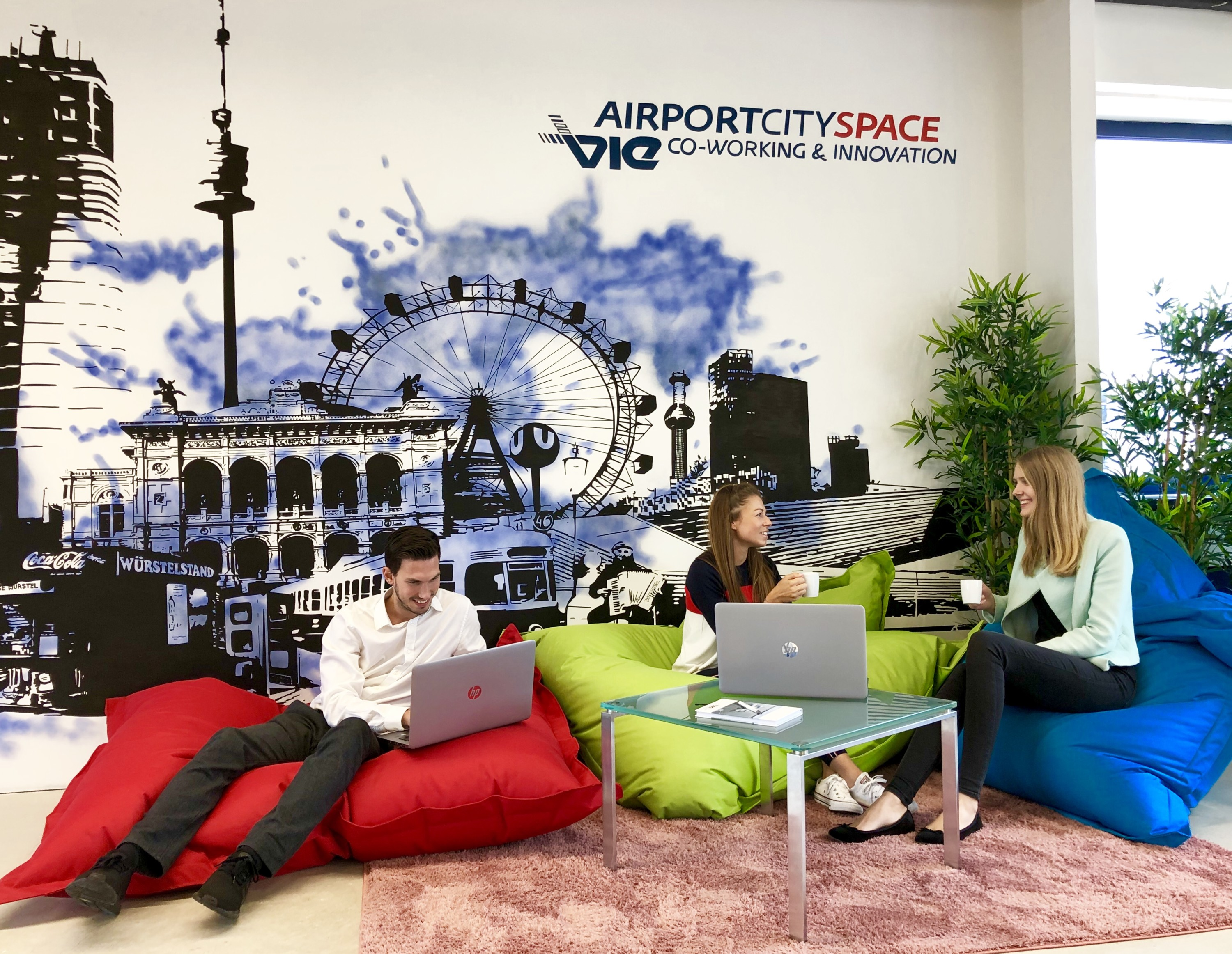 AirportCity Space
