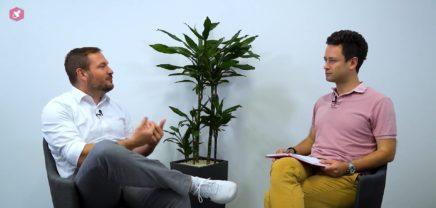 Reinhold Baudisch, Co-Founder und CEO von durchblicker.at